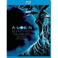 Alien Quadrilogy on Blu-ray