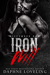 Iron Will (Lords of Carnage Ironwood MC) Kindle Edition