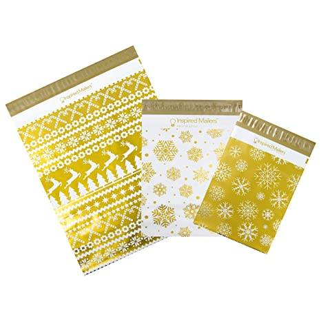 Amazon.com: Inspired Mailers - Poly Mailers - Impresiones ...