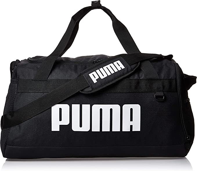 Puma Unisex's Challenger Duffel Bag S Sports Black, OSFA,PUMA,76620