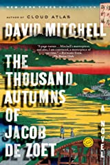 The Thousand Autumns of Jacob de Zoet: A Novel Kindle Edition