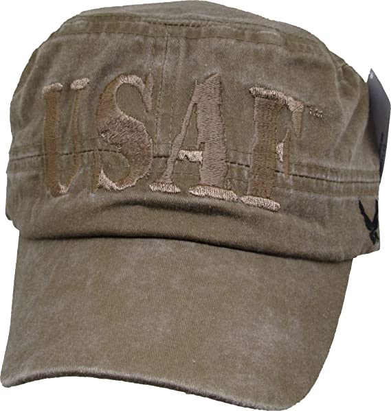 Image Unavailable. Image not available for. Color  USAF Flat Top Hat d004b5169dd5