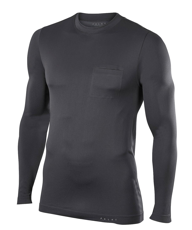 FALKE Herren Longsleeved Shirt Men Sportbekleidung