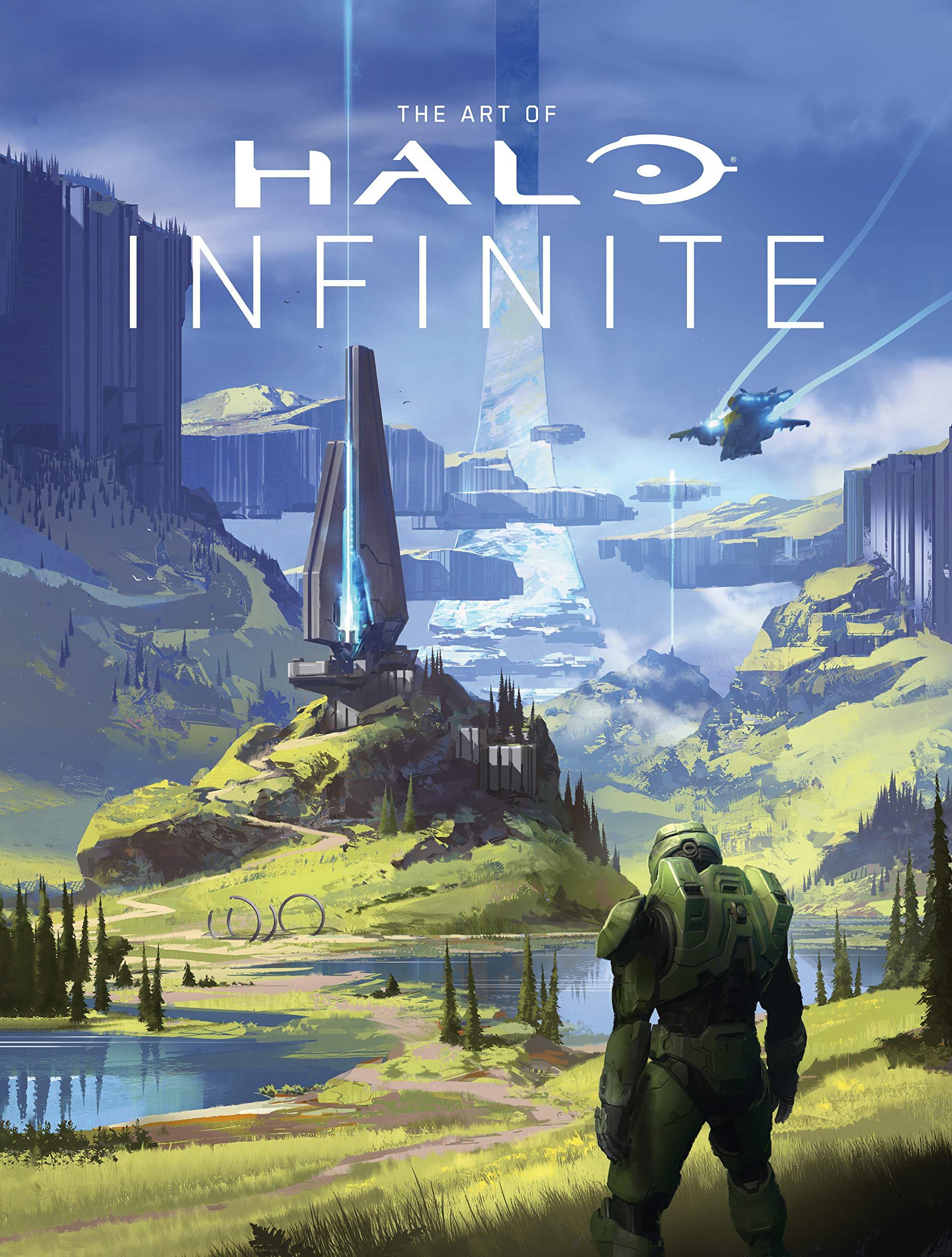 Amazon.com: The Art of Halo Infinite (9781506720081): 343 Industries: Books