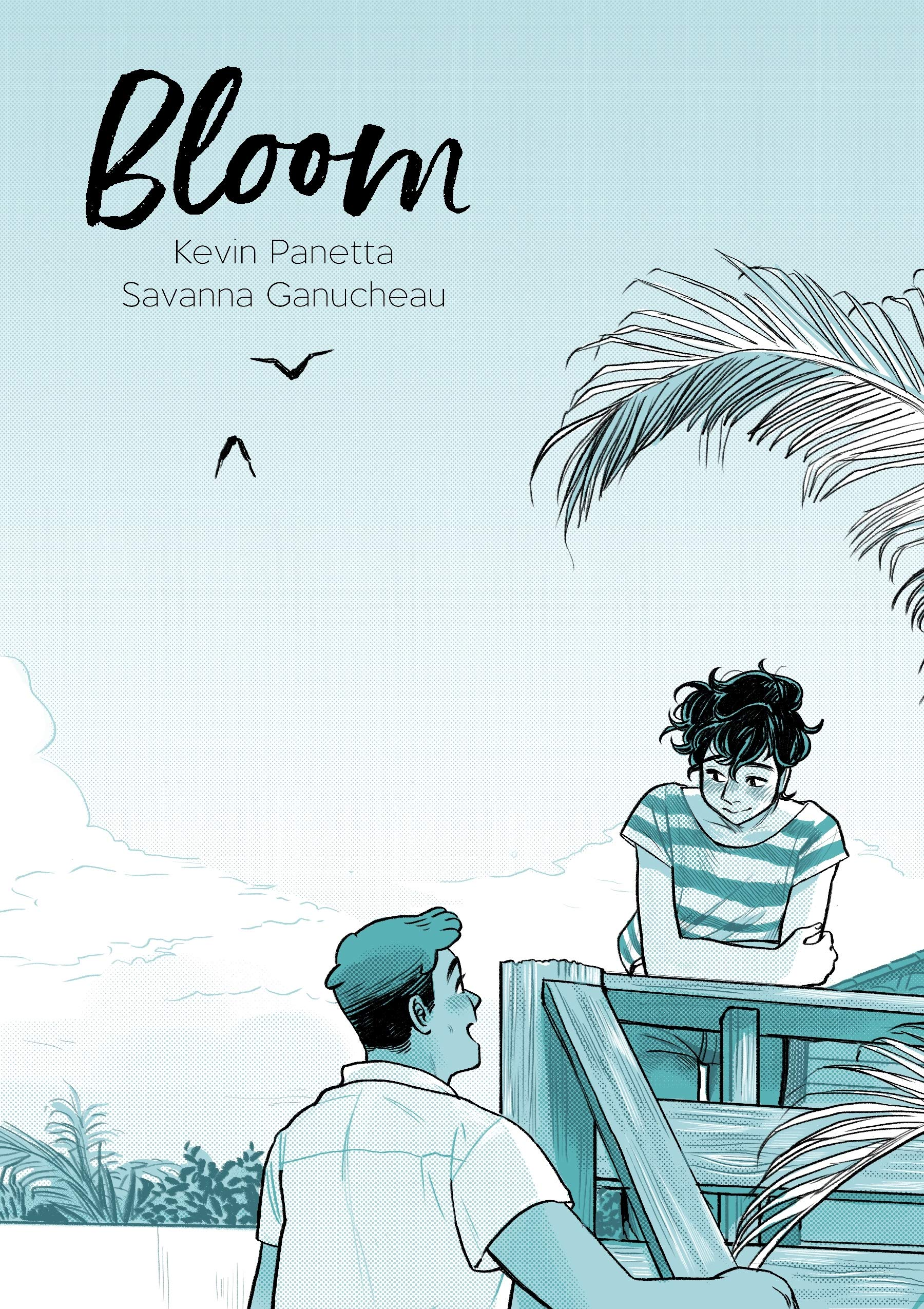 Image result for bloom graphic novel