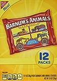 Barnum's Mini Animals Crackers 12 Pack Box (2- 12 Pack Boxes)