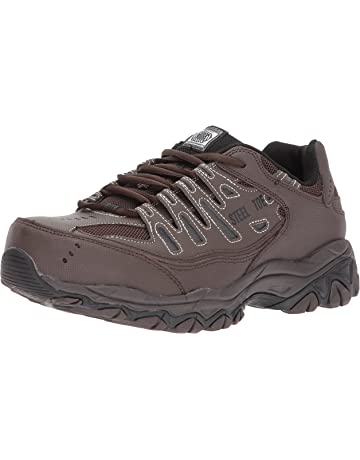 7f4d8c265ef Skechers for Work 77055 Cankton Athletic Steel Toe work sneaker