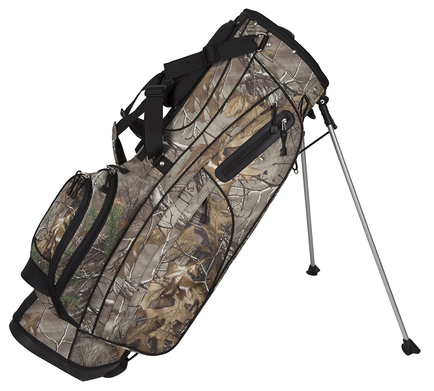 Pinemeadow Golf Realtree Stand Bag B00IL2QSBO