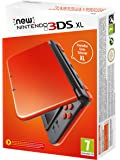 New Nintendo 3DS XL, Arancione/Nero