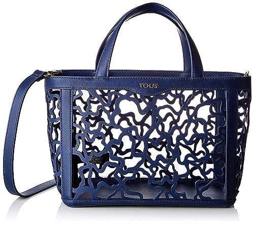 50-70% de descuento moda atractiva nuevo concepto Tous K Shock, Bolso de Mano para Mujer, 28x21x14 cm (W x H x L)