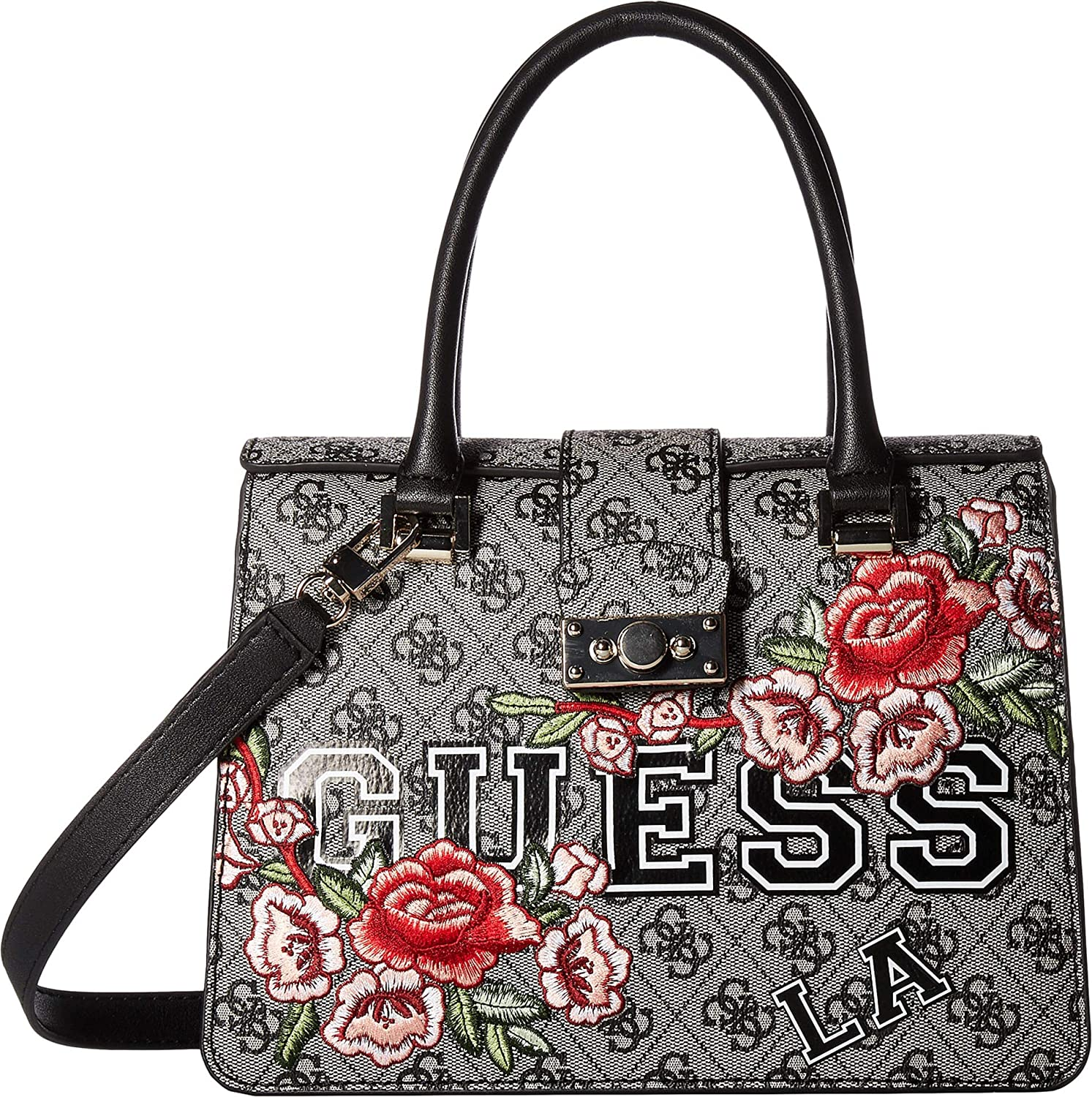 GUESS Vikky Small Satchel