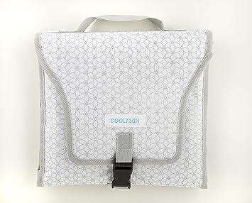 Amazon.com : COOLTECH TM Car Seat Cooler (Grey) : Baby