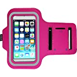 iPod Touch 6th Generation (6G) Exercise & Running MP3 Player Armband Case with Key