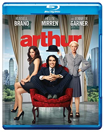 Image result for Check Out 'Arthur' On Blu-ray Combo Pack, DVD, On Demand & Download