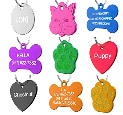 Dr. Fremont's Pet ID Tag Custom