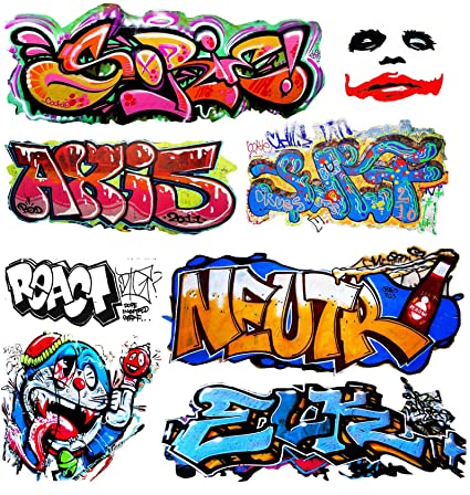 O scale custom graffiti decals 23 weather your box cars hoppers gondolas