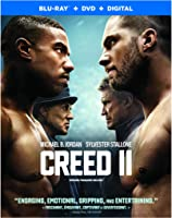 Creed II (Bilingual) [Blu-Ray + DVD + Digital]