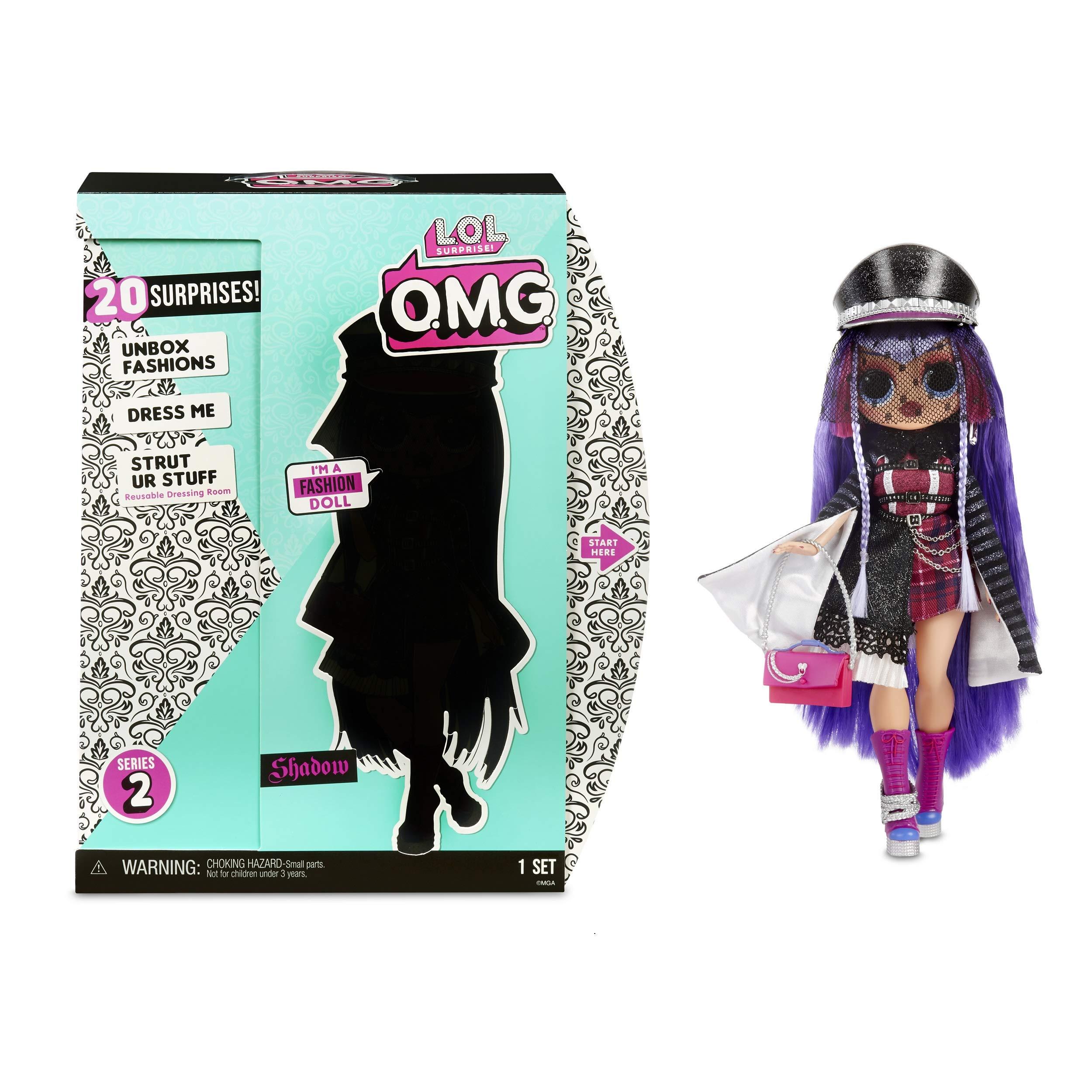 L.O.L. Surprise! OMG 2.8-Shadow
