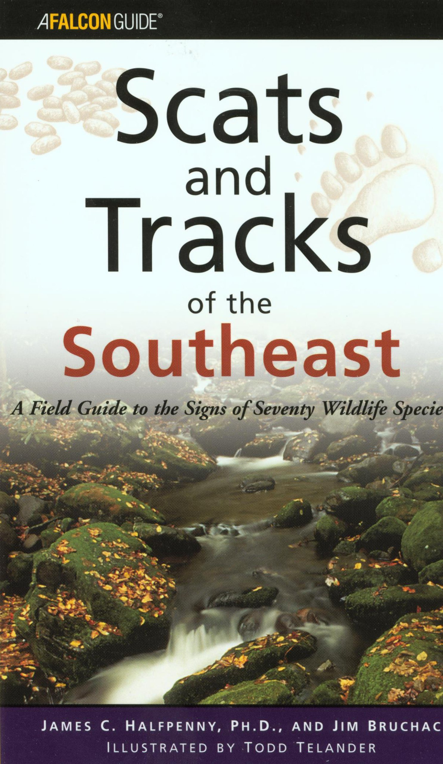 Read Online Scats and Tracks of the Southeast (Scats and Tracks Series) pdf epub