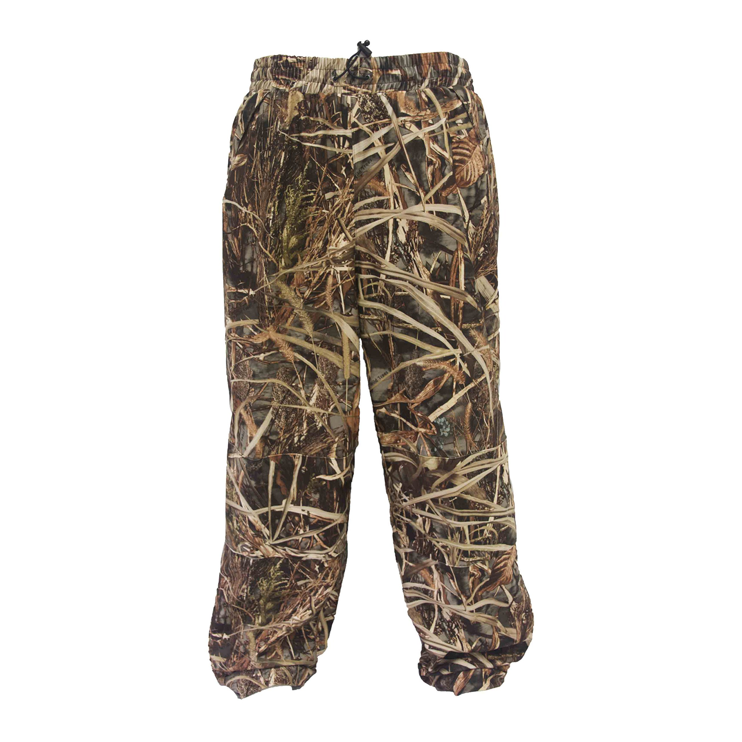 Wildfowler Outfitter Men's Waterproof Pants, Wild Grass, X-Large by Wildfowler