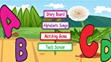 Learning the ABCs Hide and Seek. With Fun keyboard learning game