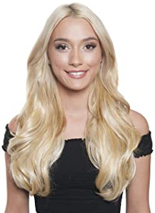 As Seen on TV Secret Extension Salon Edition, Light Golden Blonde, 18 inches / 80g of Hair