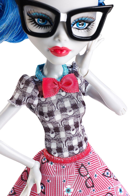 amazoncom monster high geek shriek ghoulia yelps doll toys games - Ghoulia Yelps