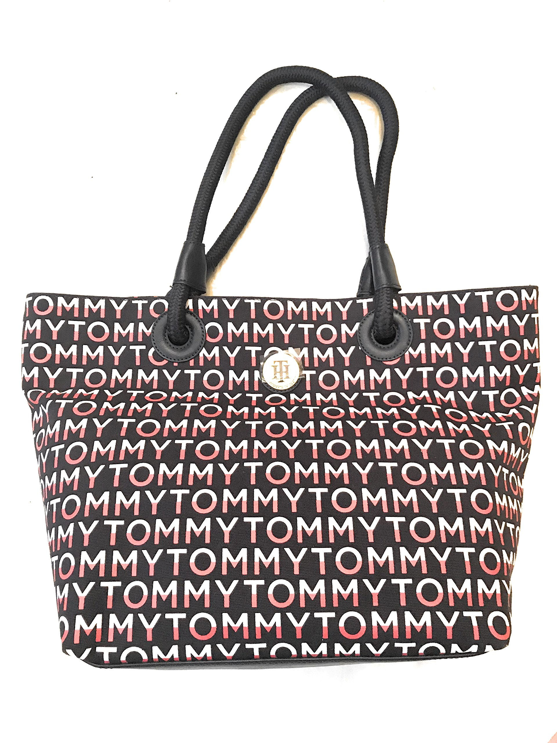 tommy hilfiger large tote bag