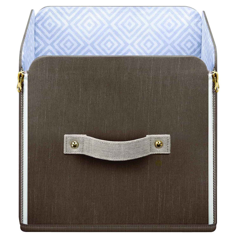 SOFI - Bolso con cremallera, color moca S: Amazon.es: Oficina y papelería