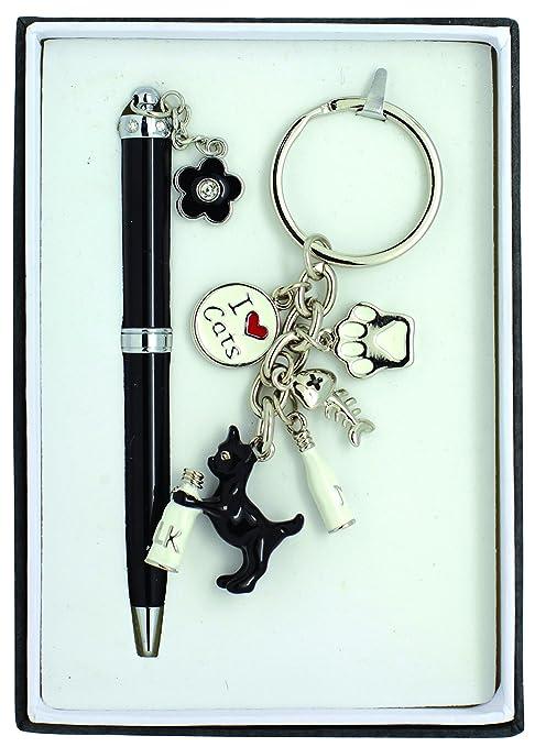Amazon.com: Equinox caja de regalo con bolígrafo, llavero ...