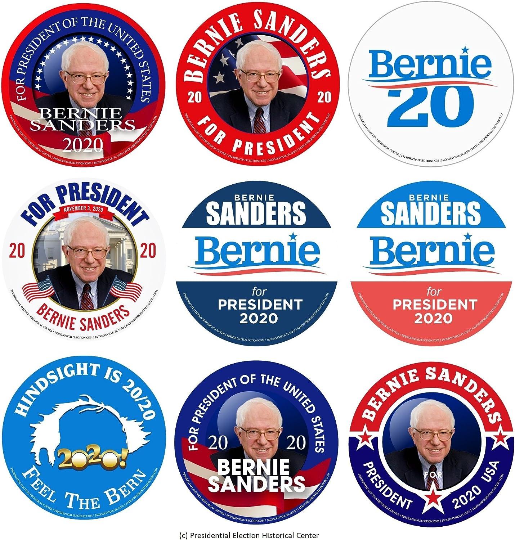 Bernie Sanders 2020 Presidential Candidate Bernie 2020 button