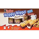 Kinder Happy Hippo - Cocoa, CASE, 10x(20.7g x 5)