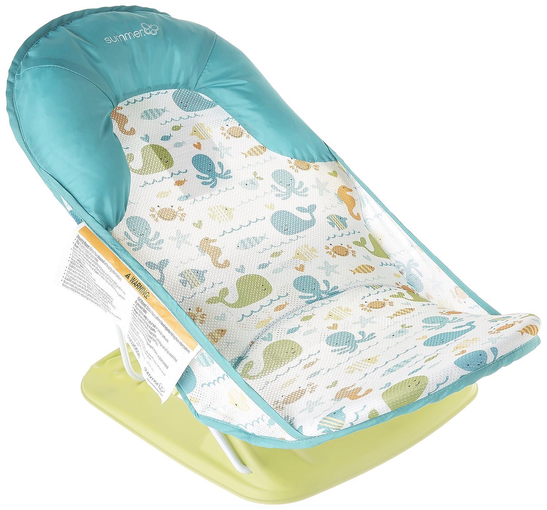 Summer Infant Deluxe Baby Bather- Whalin Around 09623