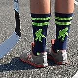ChalkTalkSPORTS Hockey Half Cushioned Crew Socks