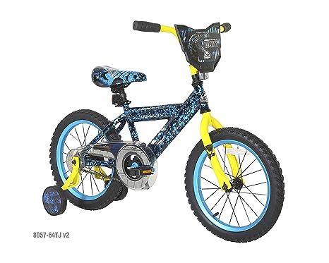 Amazon.com: Dynacraft Jurassic World Bike, 16, Blue ...