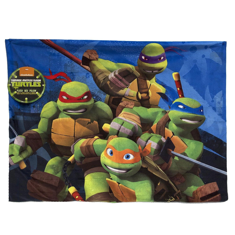 Amazon.com: Nickelodeon Teenage Mutant Ninja Turtles Bed ...