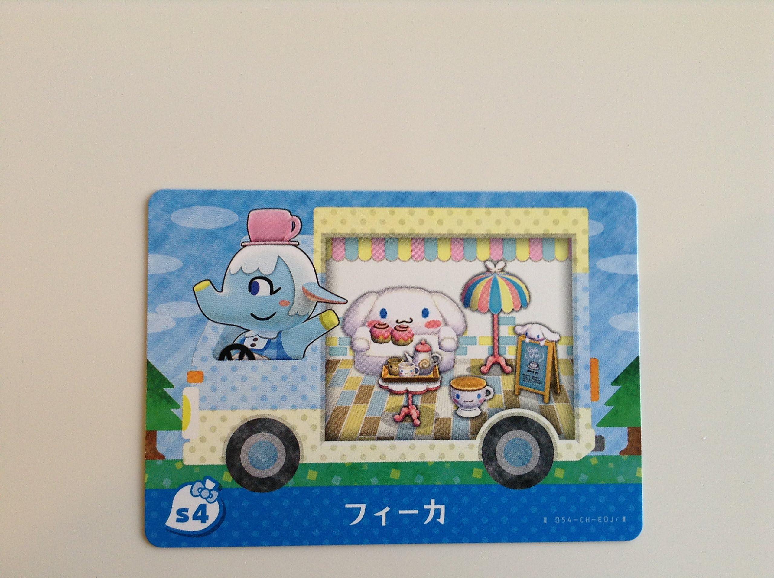 e3125a17f Amazon.com: Chai - S4 - Nintendo Animal Crossing New Leaf Sanrio ...