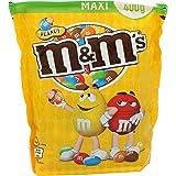 M & M de cacahuete Maxi, stand-up bolsa - 400gr