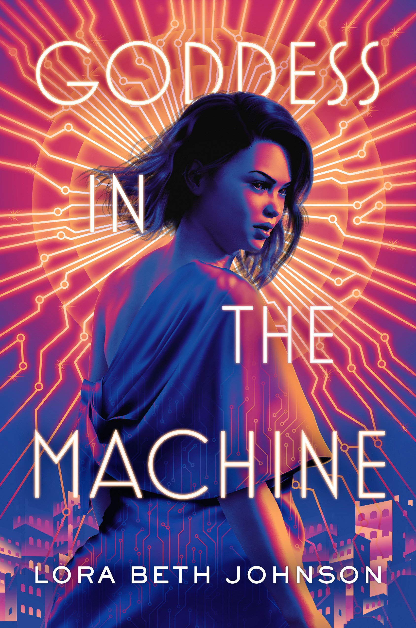 Image result for goddess in the machine amazon