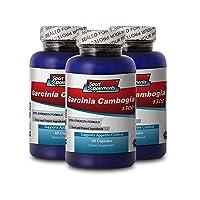 Fat Burner no Caffeine - Garcinia CAMBOGIA Extract 1300 Extra Strength Formula -...