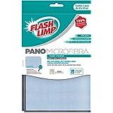Pano Microfibra para limpeza de Vidros, FLP6698, Flash Limp