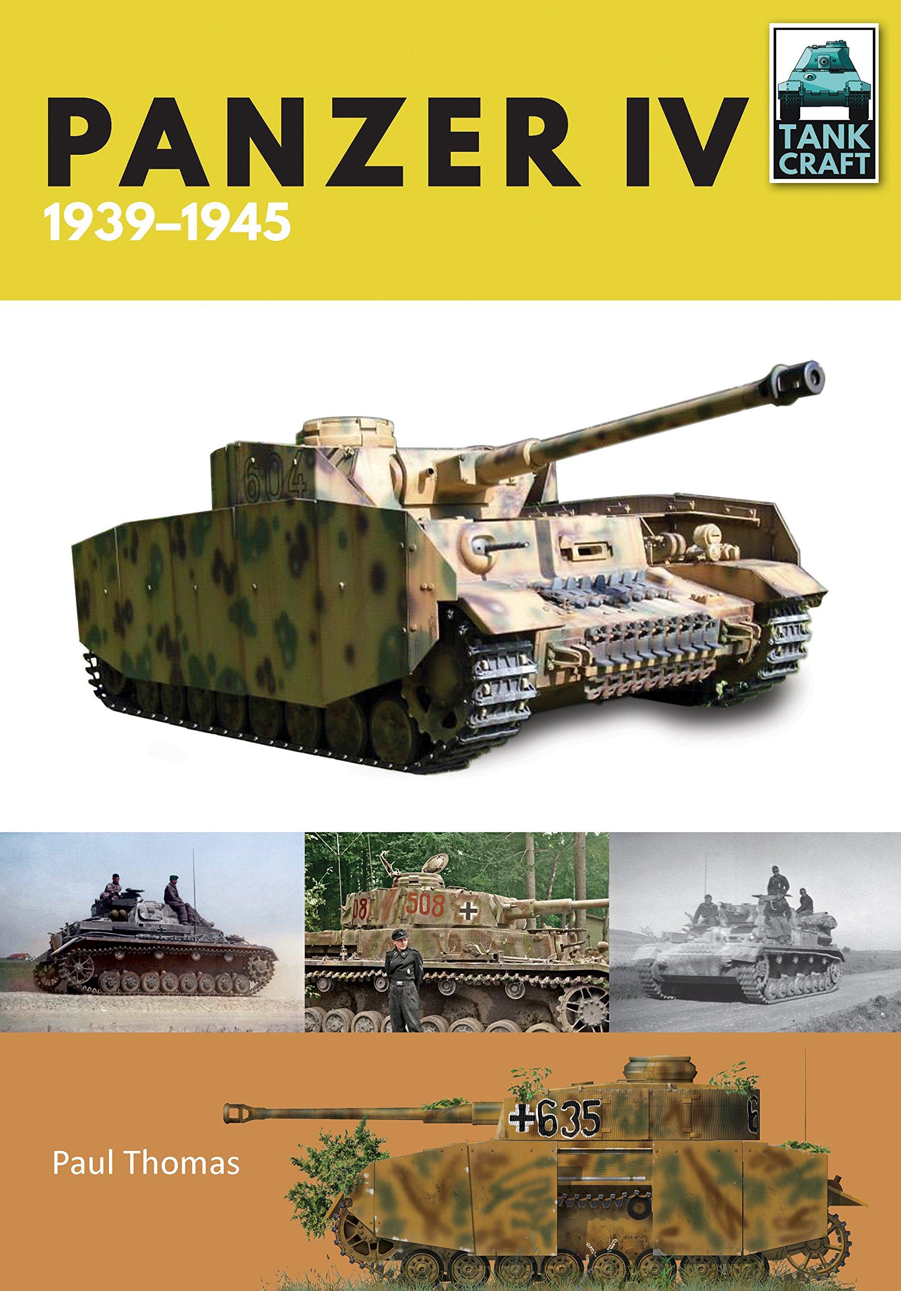 Panzer IV: 1939-1945 (Tank Craft)