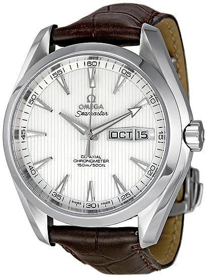 Omega 231.13.43.22.02.001 - Reloj de pulsera hombre