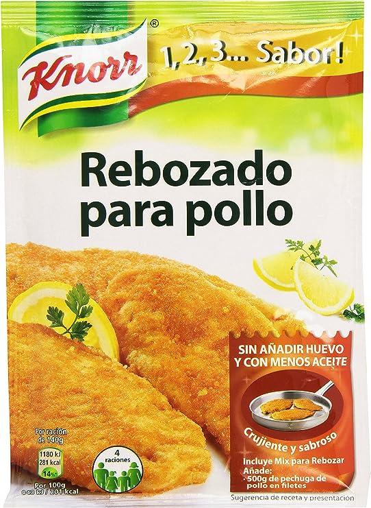 Knorr Rebozado para Pollo - 100 gr
