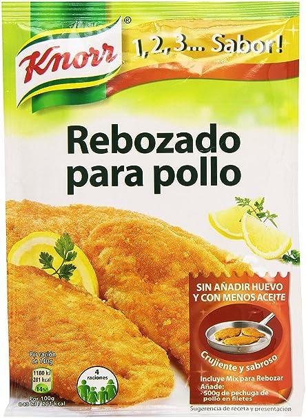 Knorr Rebozado Pechugas - 100 gr