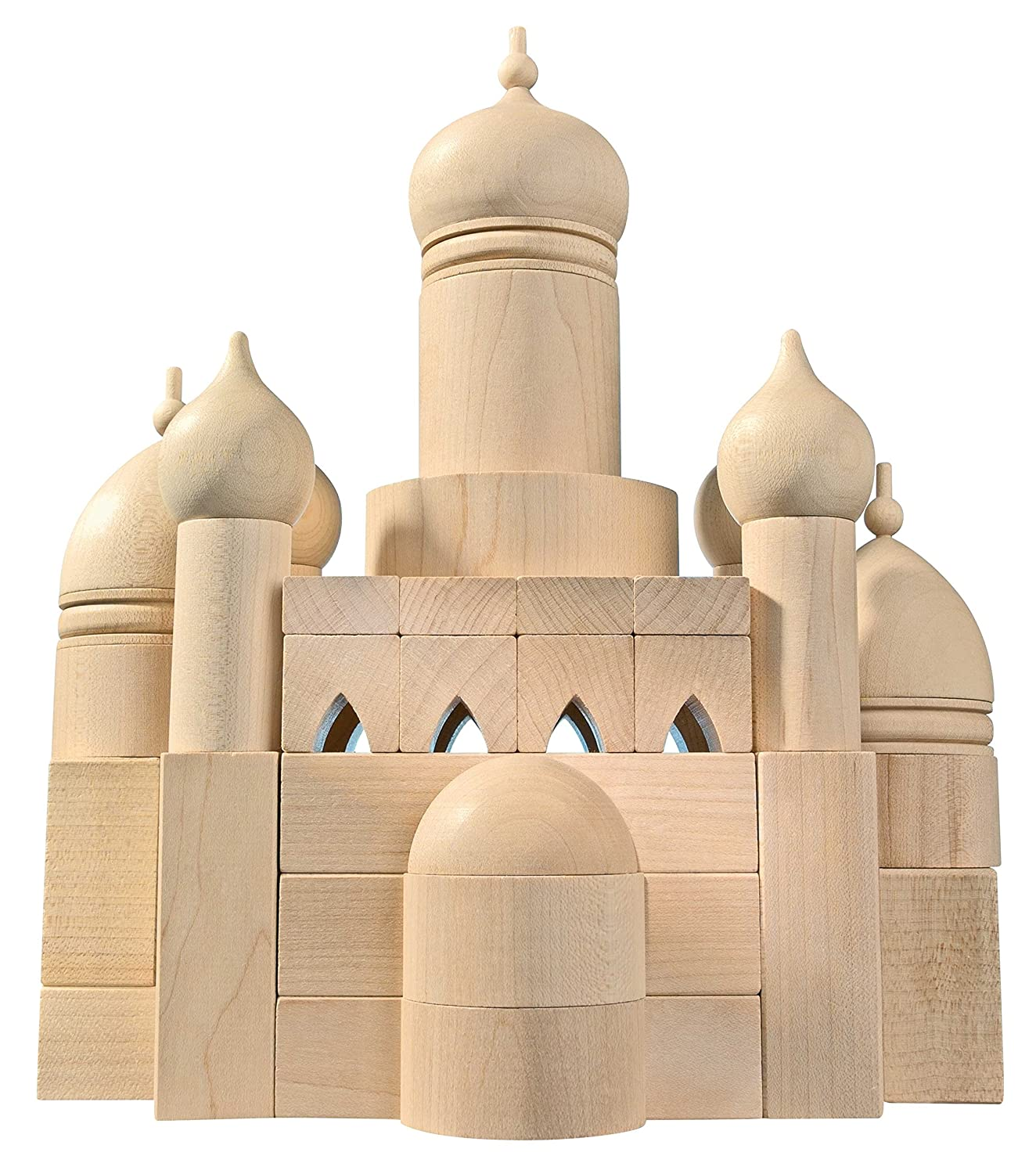 Amazon HABA Russian Cathedral Architectural Wooden Building