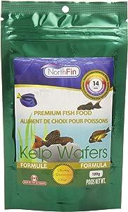 Northfin Food Kelp Wafers 14Mm Pellet 100 Gram Package