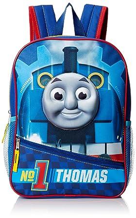 Thomas the Train Boys No. 1 14 Eva Molded Backpack, Blue