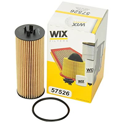 WIX Filters - 57526 Cartridge Lube Metal Free, Pack of 1: Automotive