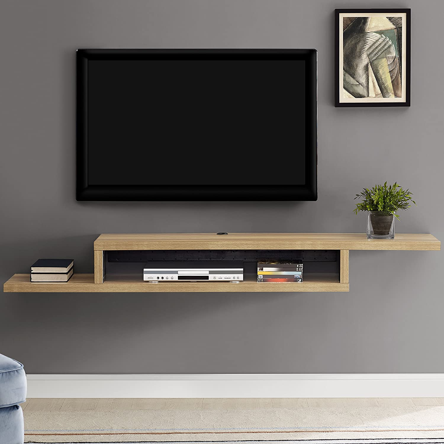 video component cabinet reisa home modern with stylish of decor by image audio door